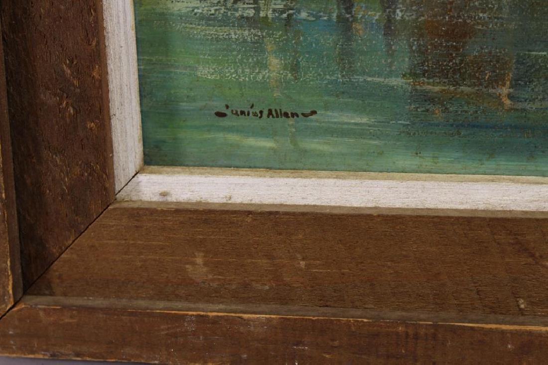 Junius Allen (1898 - 1962) Rockport - 3