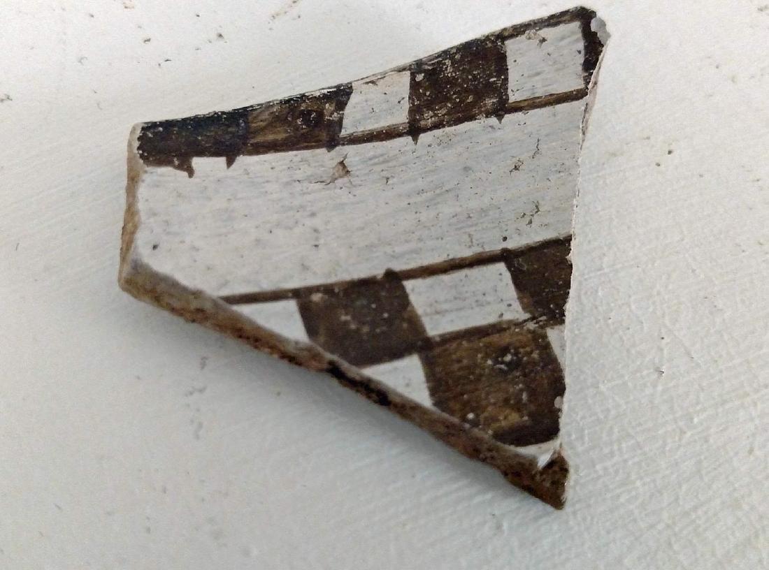 Anasazi Pot Shard CE 1000-1400