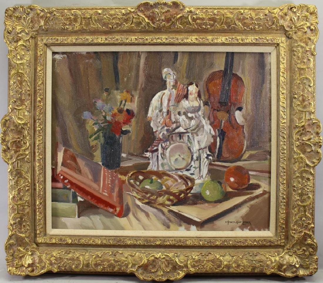 Montague Leder (c. 1900 - 1972)