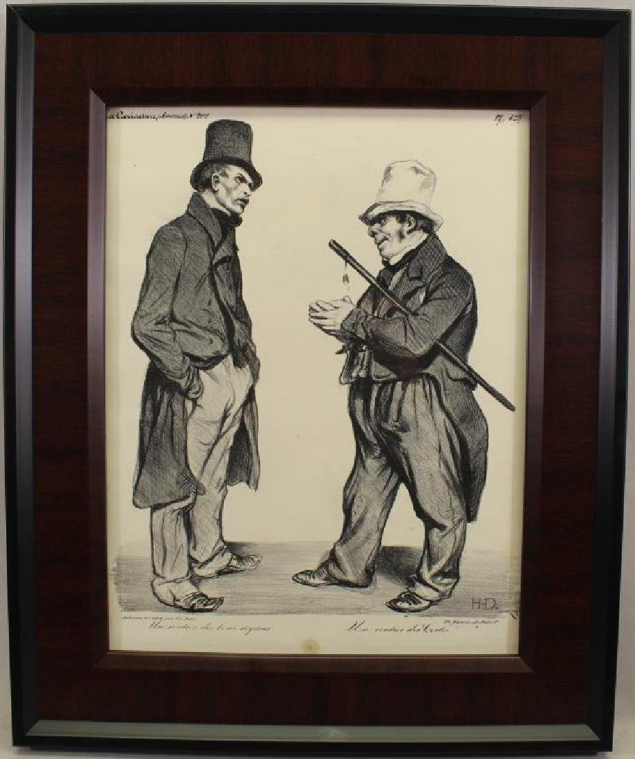 Honore Daumier (1808 - 1879)