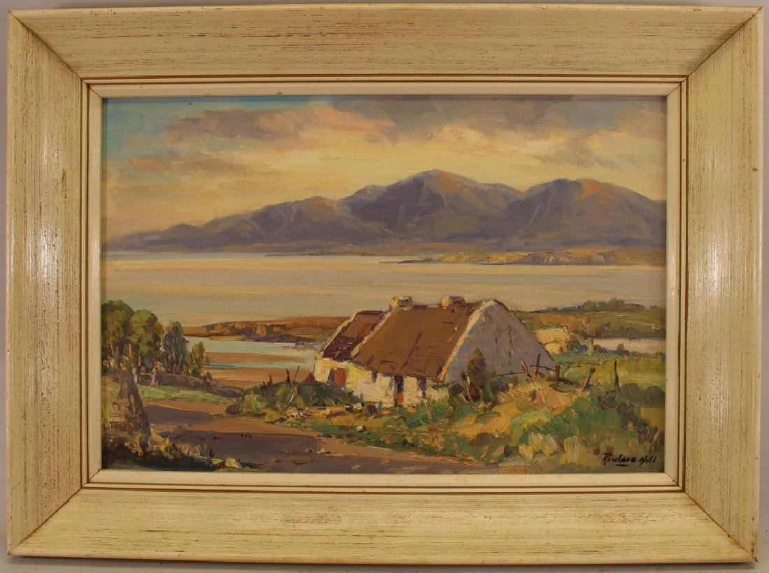 Rowland Hill (UK, Ireland, 1915 - 1979)