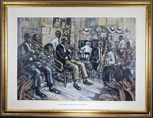 "Robert Willer, ""...Preservation Hall"" New Orleans"
