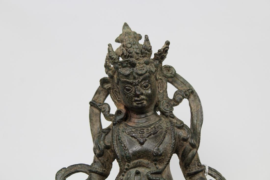 Chinese Ming Dynasty Mahayana Style Lord of Wealth - 2