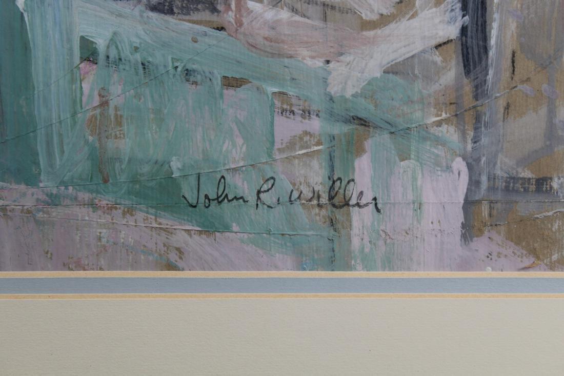 John Robert Willer (American, 20th C.) - 4