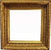 Antique Carved Gilt Frame