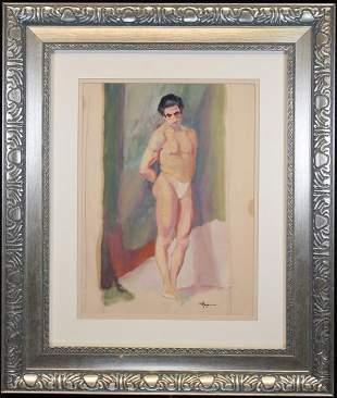 Ruth Monro Augur AMERICAN 18861967