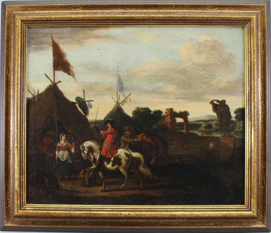 Jan Wyck (Netherlands, 1652 - 1700)