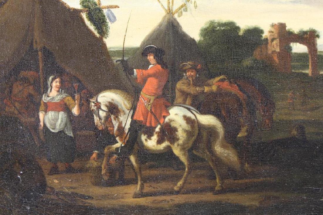 Jan Wyck (Netherlands, 1652 - 1700) - 2