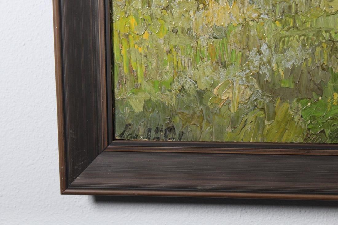 European School, Impressionist Wooded Landscape - 3