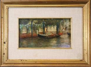 Renato Natali Italy 1883 1979 Venice