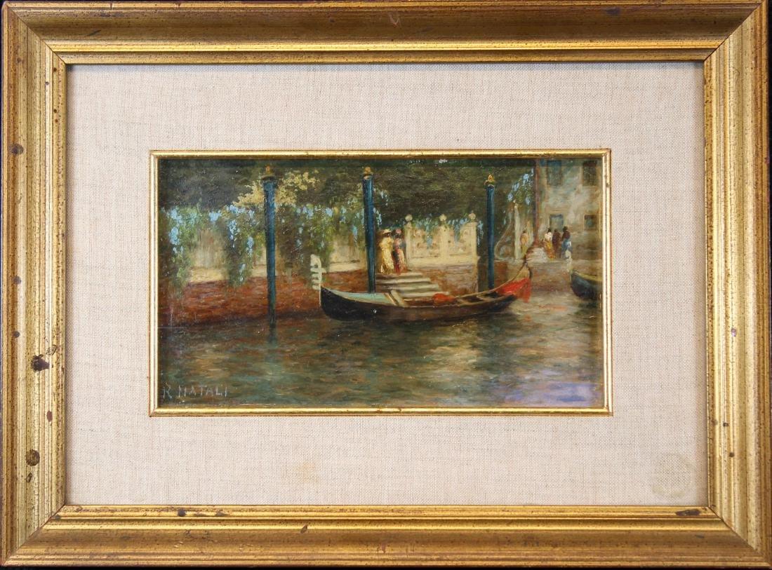 Renato Natali (Italy, 1883 - 1979) Venice