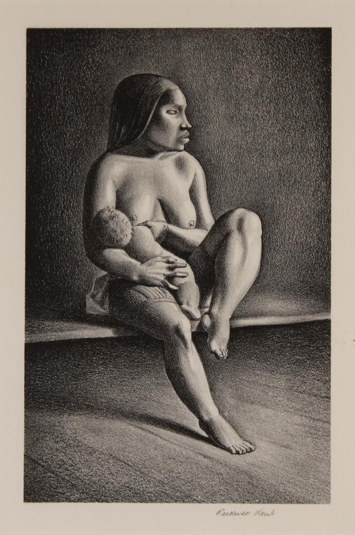 Rockwell Kent (New York, 1882-1971) - 2