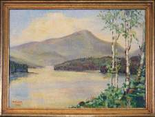 Attr. William Clapp (1879 - 1954), Signed