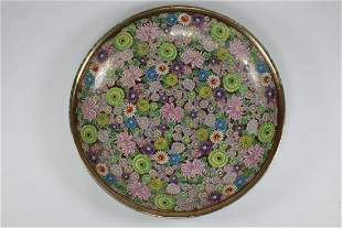 Japanese GiltFloral Charger