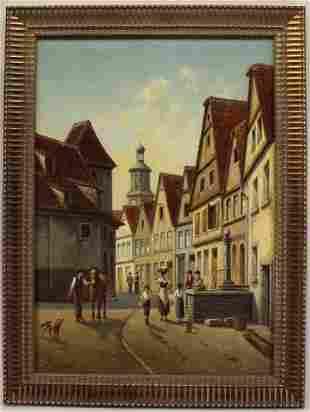 Jacques Francois Joseph Carabain 1834 1933