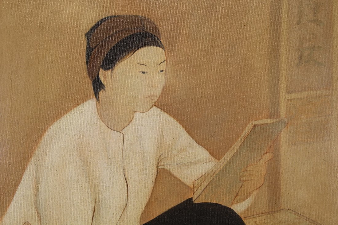 Attributed to Le Pho, Painting of Figure - 3