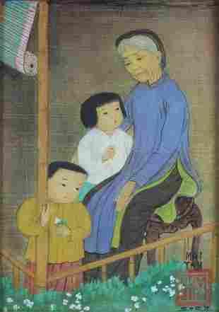 Mai Thu (Viet Nam, France, 1906 - 1980)