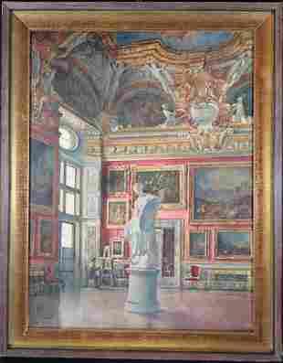 Domenico Caligo (fl. 1862-1880) Pitti Palace