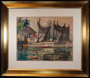 "William Henry (Florida, 1890-) ""St. Augustine"""