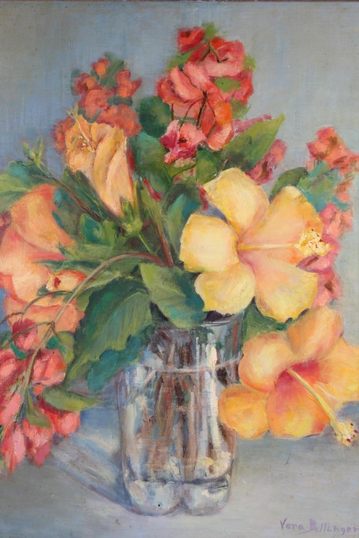 Bellinger, 20th C. Still Life Painting - 2