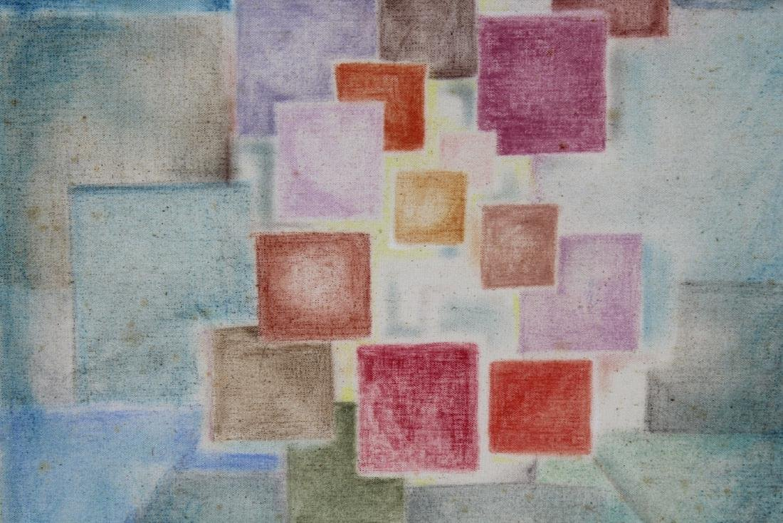Signed, 20th C. Abstract Composition - 2