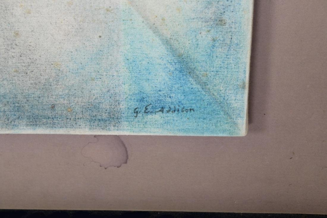 Signed, 20th C. Abstract Composition - 3