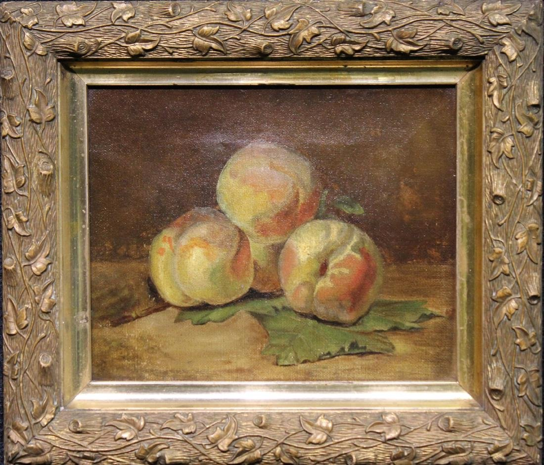 American School, 19th C. Still Life Painting
