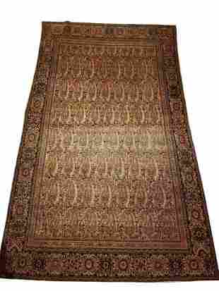 Antique Feraghan Sarouk Rug