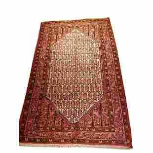 Antique Persian Hamadan Rug