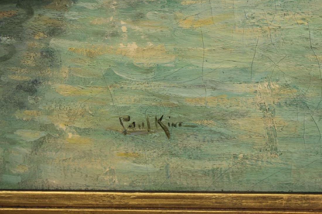 Paul Bernard King (NY, Pennsylvania,1867 - 1947) - 4