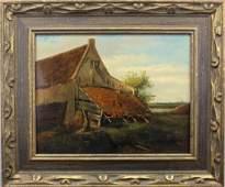 Joseph Thors UK France c1835  1900