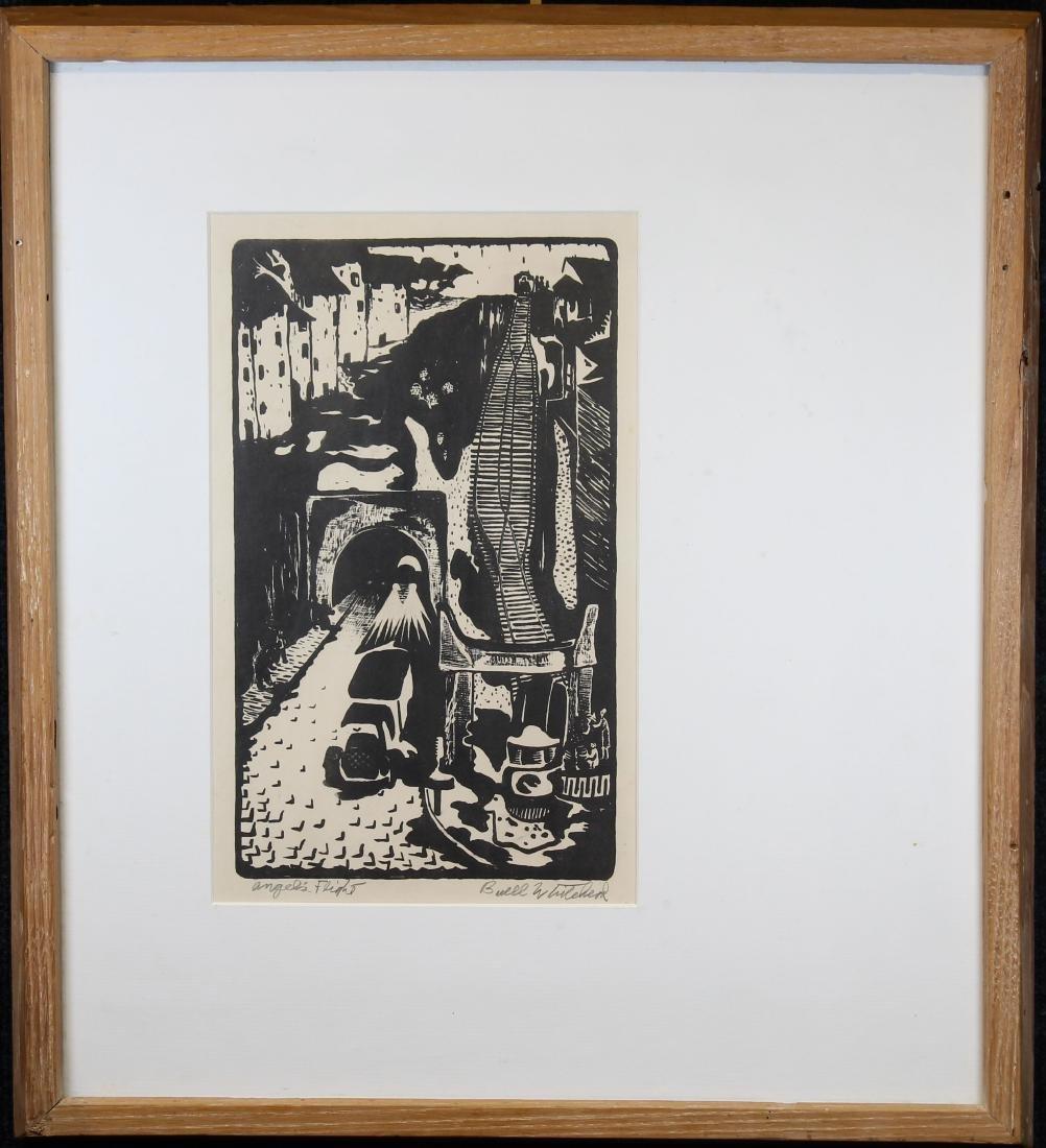 "Buell Whitehead (FL 1919 - 1993) ""Angel's Flight"""
