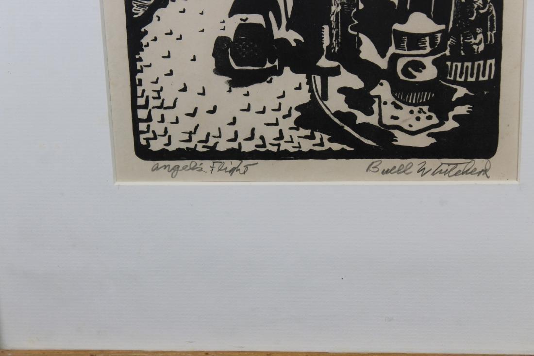 "Buell Whitehead (FL 1919 - 1993) ""Angel's Flight"" - 4"
