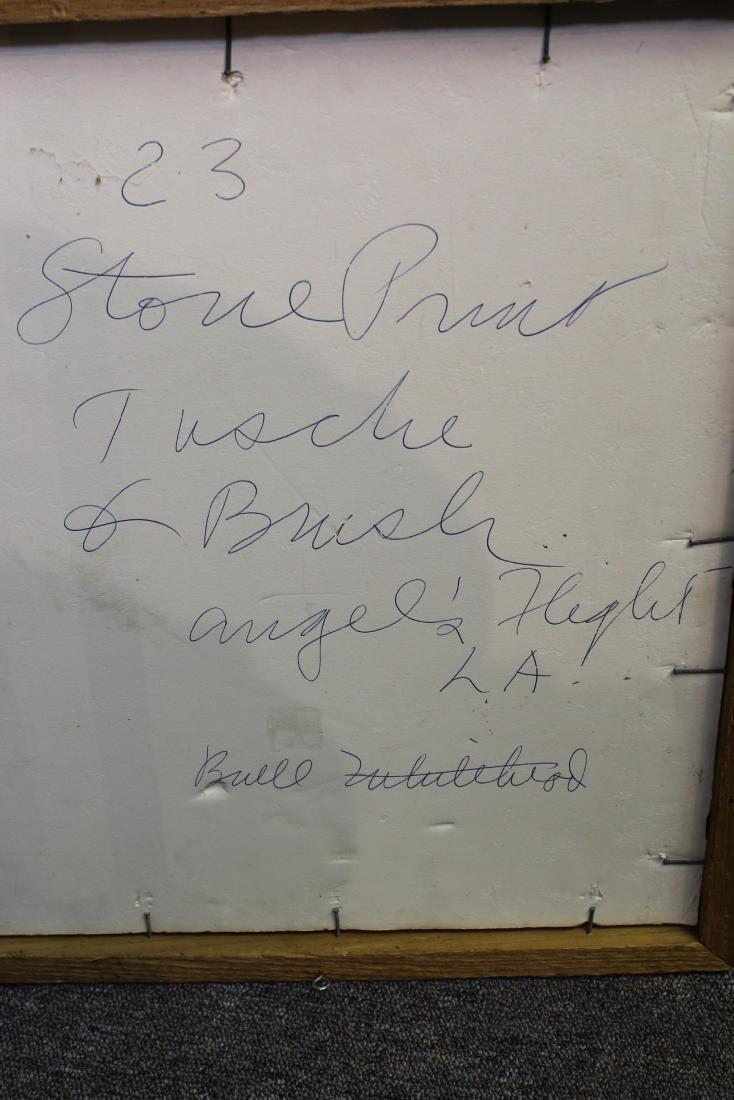 "Buell Whitehead (FL 1919 - 1993) ""Angel's Flight"" - 5"