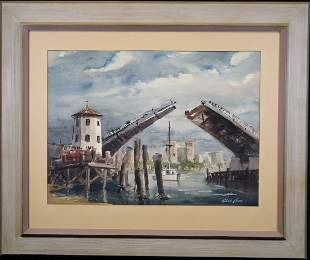 Robert Chase born 1919 Sarasota Bridge