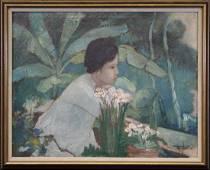 Thu Nguyen  (Viet Nam, born 1930)