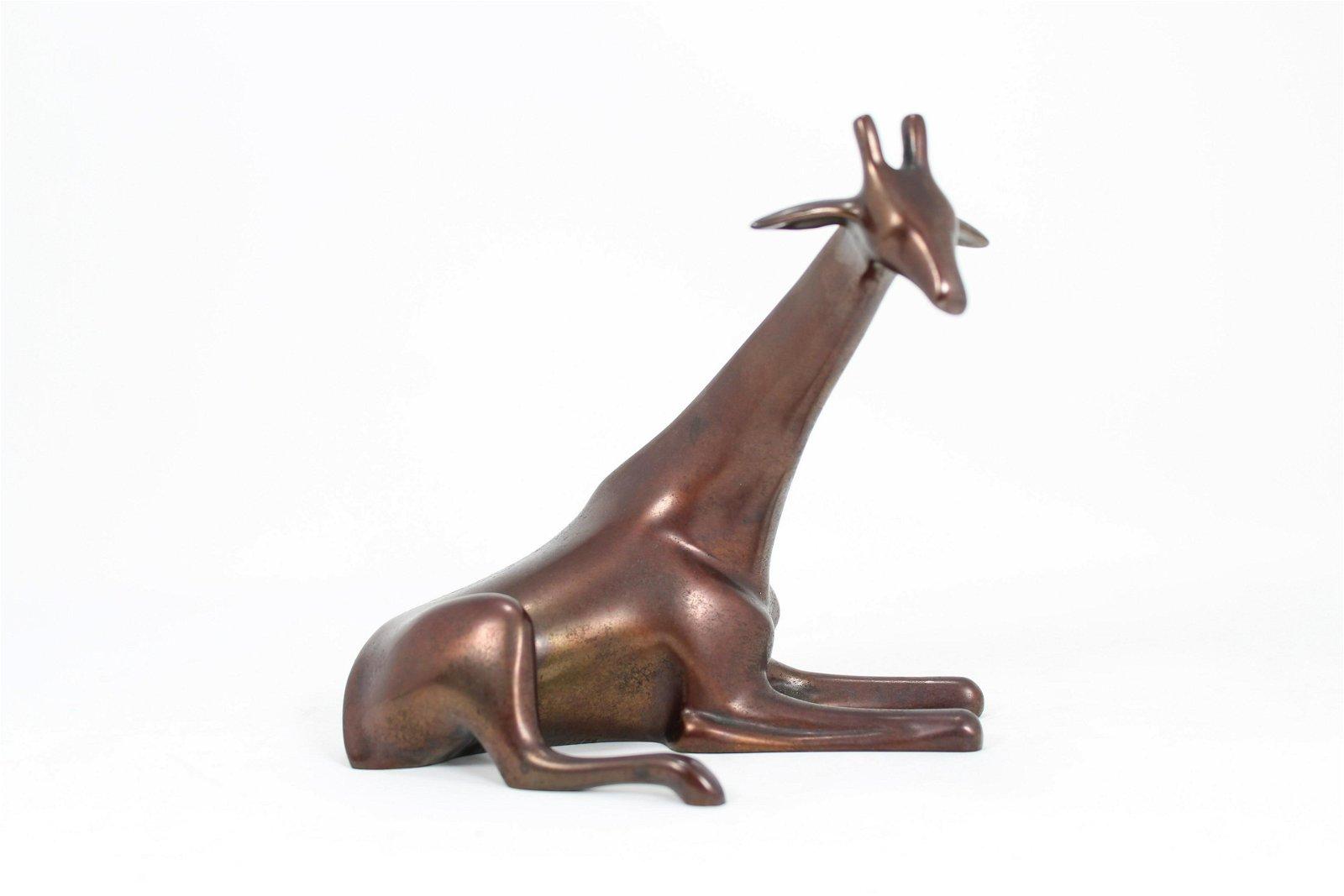 "Loet Vanderveen (1921 - 2015) ""Small Giraffe"""
