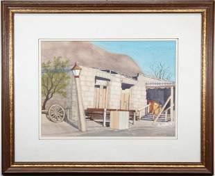Arthur Ellis 1856 1918 Joes Saloon