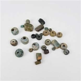 Jade Beads Costa Rica ca 500 1500 AD