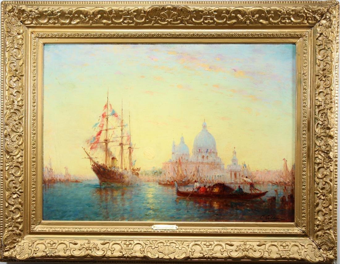 Charles-Clement Calderon (1870 - 1906) Venice