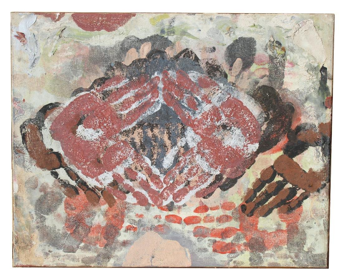 "Newton Stubbing (New York,1921 - 1983) ""Sea Sign"""