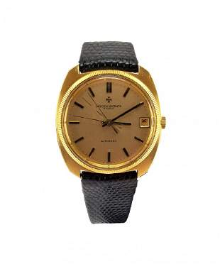 1960s 18K Gold Vacheron Constantin Watch