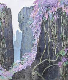 Zhan Jianjun (China, B. 1931)