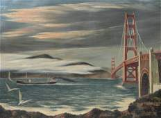 Fletcher Martin (California, 1904-1979)