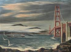 Fletcher Martin (California, 1904-1979)
