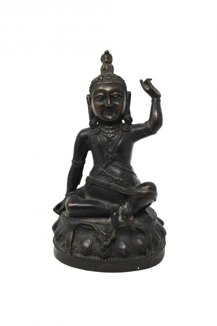 Bronze Southeast Asian Figure