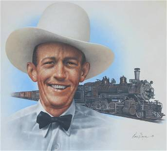 Gene Boyer 20th C Jimmie Rodgers
