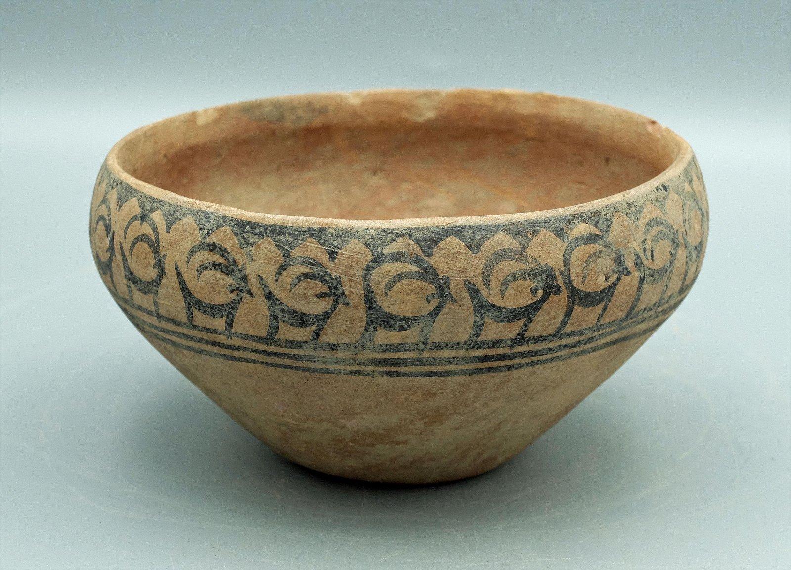 Harappan Bowl, Indus Valley - ca 2500-1800 BC