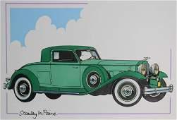 "Stanley Paine (B. 1934) ""1932 Packard"""