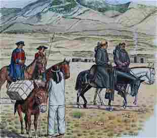 Charles Berger 1922 2012 First Settlement